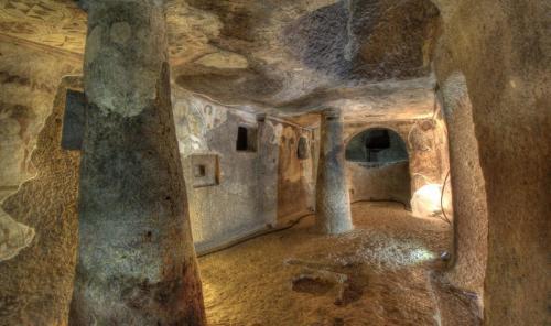 Necropoli di S. Andrea Priu Bonorva